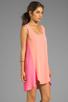 Image 3 of Lovers + Friends Dandy Shift Dress in Pink