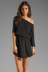 Image 1 of Lovers + Friends Easy Dress in Black