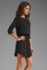 Image 4 of Lovers + Friends Easy Dress in Black