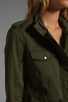 Image 6 of Lovers + Friends for REVOLVE Jane Cargo Jacket in Army Green