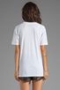 Image 2 of Lovers + Friends Hustle Graphic Tee in White