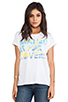 Image 1 of Lovers + Friends Malibu Is For Lovers Graphic Tee in Malibu