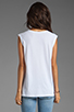 Image 2 of Lovers + Friends for REVOLVE Doberman Tank in White