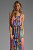 Image 1 of L*SPACE Inca Maxi Dress in Multi