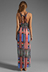 Image 4 of L*SPACE Inca Maxi Dress in Multi