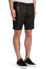 Image 2 of Mackage Manuel Leather Short in Black