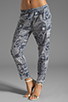 Image 1 of Mara Hoffman Printed Slouch Pant in Patchwork