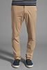 Image 1 of Marc by Marc Jacobs California Cotton Pant in Nomad Khaki