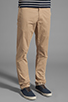 Image 2 of Marc by Marc Jacobs California Cotton Pant in Nomad Khaki