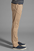 Image 3 of Marc by Marc Jacobs California Cotton Pant in Nomad Khaki