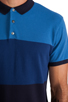 Image 5 of Marc by Marc Jacobs Newport Polo in Delft Multi