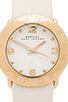 Image 2 of Marc by Marc Jacobs Amy Watch in White