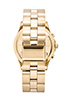 Image 3 of Marc by Marc Jacobs Blade Chrono Watch in Gold