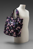 Image 6 of Marc by Marc Jacobs Pretty Nylon Printed Medium Tote in Black Multi