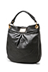 Image 2 of Marc by Marc Jacobs Classic Q Hillier Hobo in Black