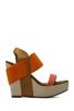 Image 1 of Matisse Barbary Wedge in Orange