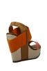 Image 4 of Matisse Barbary Wedge in Orange