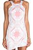 Image 5 of Maurie & Eve Diamond Dress in Jewel Emblem