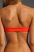 Image 3 of MIKOH Monaco Cut Out Bandeau in Coral