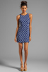 Image 2 of MINKPINK Forget Me Not Dress in Navy