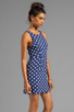 Image 3 of MINKPINK Forget Me Not Dress in Navy