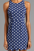 Image 5 of MINKPINK Forget Me Not Dress in Navy