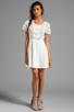 Image 2 of MINKPINK Zepher Dress in White