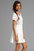 Image 3 of MINKPINK Zepher Dress in White