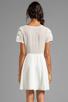 Image 4 of MINKPINK Zepher Dress in White