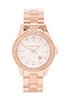 Image 1 of Michael Kors Madison Watch in Rose Gold