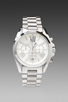 Image 1 of Michael Kors Bradshaw Watch in Silver