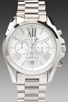 Image 2 of Michael Kors Bradshaw Watch in Silver