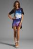 Image 2 of Motel Mollyanna Dress in New World Purple