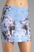 Image 4 of Motel Kimi Skirt in Cosmic Boogie Pale