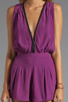 Image 5 of Motel Janey Jumpsuit in Purple