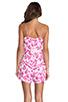 Image 3 of Motel Slip Playsuit in Mono Rose Pink