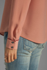 Image 5 of Maison Scotch Western Shirt in Dusty Rose