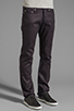 Image 2 of Naked & Famous Denim Weird Guy 12.5 oz in Red Weft Selvedge