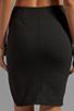 Image 6 of NICHOLAS Ponti Zip Wrap Skirt in Black