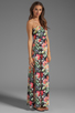 Image 3 of Nookie Full Bloom Maxi Dress in Floral