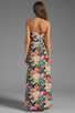 Image 4 of Nookie Full Bloom Maxi Dress in Floral
