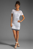 Image 2 of Nanette Lepore Runway Crazy Wild Dress in White