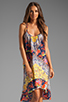 Image 1 of Nanette Lepore Tatsuyama Cover Dress in Multi