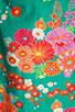 Image 6 of Nanette Lepore Kimono Floral Maxi Cover in Jade