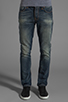 Image 1 of Nudie Jeans Grim Tim in Organic Lovely Dust