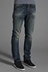 Image 2 of Nudie Jeans Grim Tim in Organic Lovely Dust