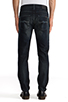 Image 3 of Nudie Jeans Grim Tim in Org. Black Indigo