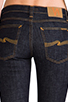 Image 6 of Nudie Jeans Tight Long John Skinny in Twill Rinsed