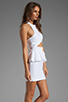 Image 3 of Naven Bardot Dress in White