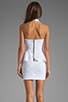 Image 4 of Naven Bardot Dress in White